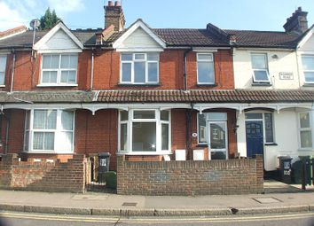 Thumbnail 1 bed flat to rent in Vicarage Road, Watford