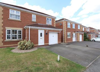 Thumbnail 4 bed detached house for sale in Dexter Way, Birchmoor, Tamworth