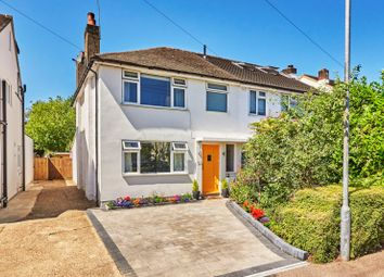 Thumbnail Semi-detached house for sale in Oakwood Drive, St. Albans, Hertfordshire