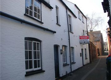 Thumbnail 1 bed maisonette to rent in High Street, Huntingdon, Cambridgeshire