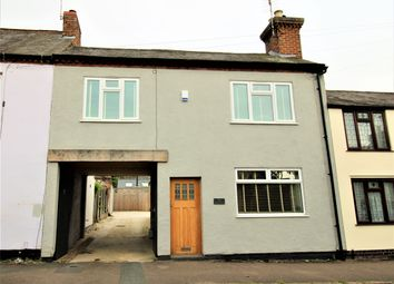 Thumbnail 3 bed cottage for sale in Baker Street, Lutterworth