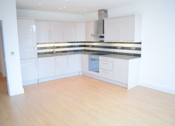 Thumbnail 1 bed flat to rent in Woburn House, High Street, Addlestone