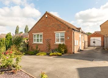 Thumbnail 2 bedroom bungalow for sale in Temple Road, Ashby, Scunthorpe, North Lincolnshire