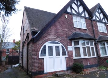 Thumbnail 5 bed semi-detached house to rent in Derby Road, Nottingham