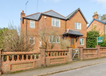 Thumbnail 4 bed detached house for sale in Shortfield Common Road, Frensham, Farnham