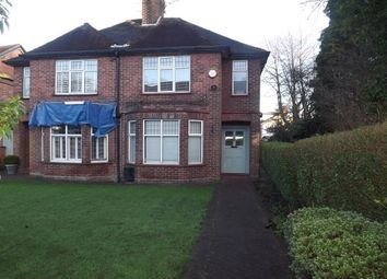 Thumbnail 3 bed property to rent in School Lane, Hartford, Northwich