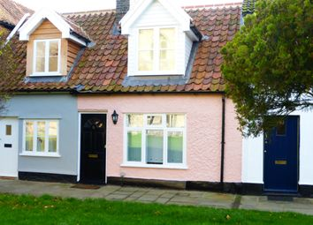 Thumbnail 1 bedroom cottage to rent in Churchyard, Mildenhall, Bury St. Edmunds
