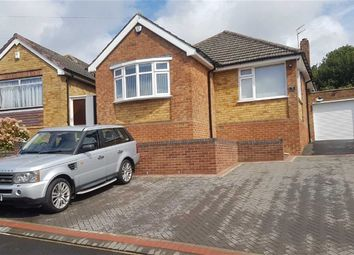 Thumbnail 3 bed detached bungalow for sale in Milton Crescent, The Straits, Lower Gornal