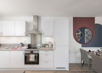 Thumbnail 1 bed flat for sale in Trathen Square, Greenwich