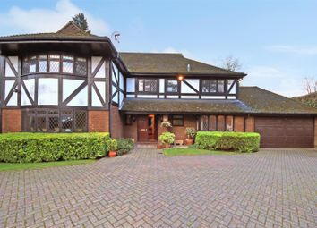Thumbnail 5 bed detached house for sale in Sandalwood, The Sycamores, Radlett
