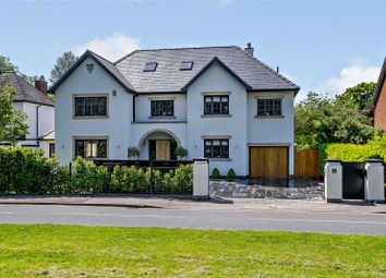 Thumbnail 5 bed detached house for sale in Broadway, Wilmslow, Cheshire