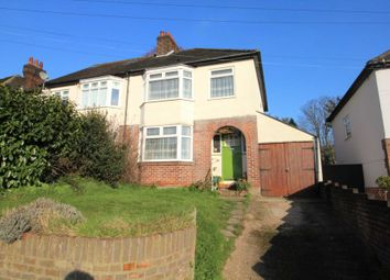 Thumbnail 3 bed semi-detached house for sale in Kavanaghs Road, Brentwood