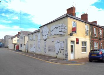 Thumbnail 6 bedroom end terrace house for sale in Bedford Street, Cathays, Cardiff