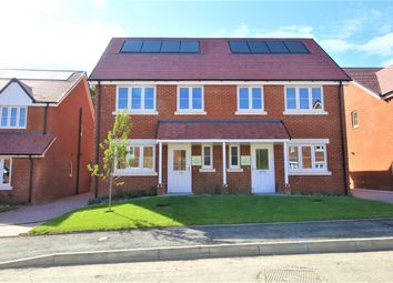 Thumbnail 3 bed semi-detached house for sale in Heatherfields Way, Whitehill, Hampshire