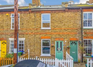 Thumbnail 2 bed terraced house for sale in Queens Road, Thames Ditton