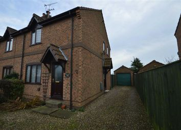 Thumbnail 2 bed semi-detached house for sale in Main Street, Lissett, East Yorkshire