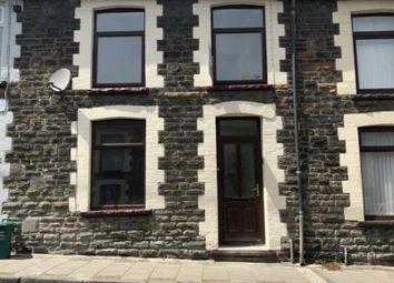 Thumbnail 3 bed terraced house to rent in Argyle Street, Porth, West Glamorgan.