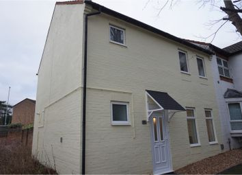 Thumbnail 3 bed end terrace house for sale in Donellan Green, Northampton