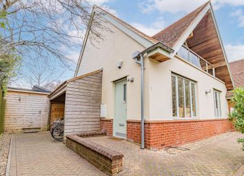 Thumbnail 2 bed flat for sale in Davenant Road, Oxford