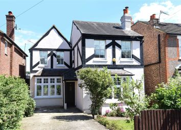 Thumbnail 3 bed detached house for sale in Hallowell Road, Northwood, Middlesex