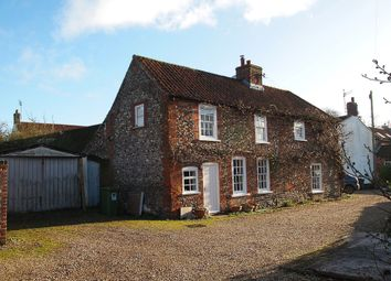 Thumbnail 4 bed detached house for sale in Church Street, Wells-Next-The-Sea
