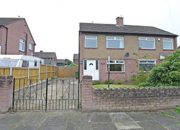 Thumbnail 2 bed semi-detached house for sale in Eden Park Crescent, Carlisle
