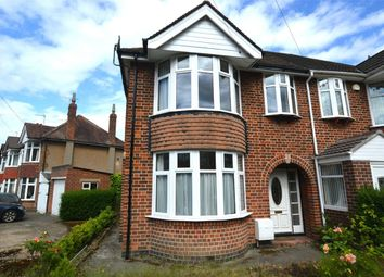 Thumbnail 3 bed semi-detached house for sale in Ashington Grove, Whitley, Coventry, West Midlands
