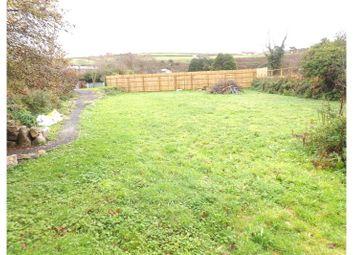Land for sale in Nancevallon, Higher Brea, Camborne TR14