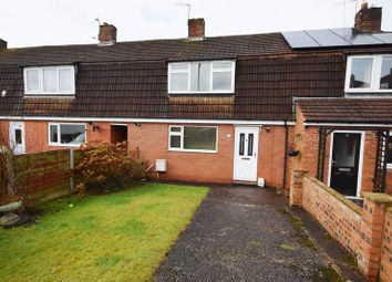 Thumbnail 3 bed mews house for sale in Spring Crescent, Brown Edge, Stoke-On-Trent