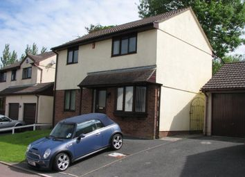 Thumbnail 3 bed detached house to rent in Oak Drive, Crownhill, Plymouth