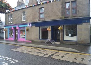 Thumbnail Retail premises to let in 57 High Street, Carnoustie, Angus