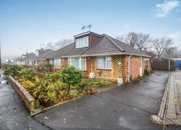 Thumbnail 3 bed semi-detached bungalow for sale in Yew Tree Avenue, Cowplain, Waterlooville, Hampshire