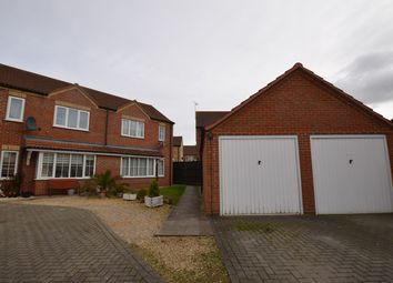 Thumbnail 3 bed semi-detached house for sale in Betjeman Close, Spalding