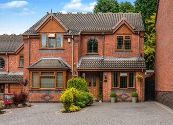 Thumbnail 4 bedroom detached house for sale in Castlecroft, Norton Canes, Cannock