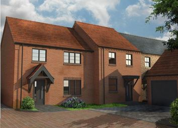 Thumbnail 3 bedroom town house for sale in Plot 23, Valley View, Retford