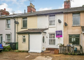 2 bed terraced house for sale in Whitfeld Road, Ashford TN23