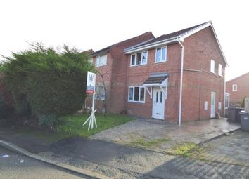 Thumbnail 3 bedroom semi-detached house for sale in Marsh Way, Penwortham, Preston, Lancashire
