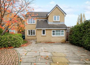 Thumbnail 4 bed detached house for sale in The Leavens, Bradford, West Yorkshire