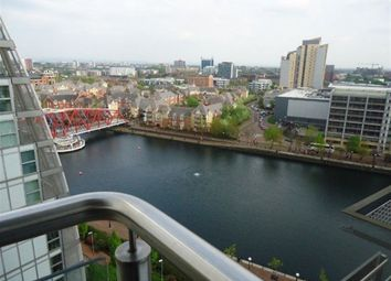 Thumbnail 2 bed flat to rent in Salford M50, The Quays - P2060