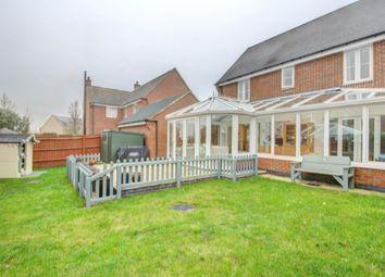 Thumbnail 4 bed detached house for sale in Riglen Close, Lidlington, Bedford