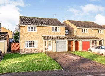 Thumbnail 5 bed detached house for sale in Station Road, Kings Cliffe, Peterborough