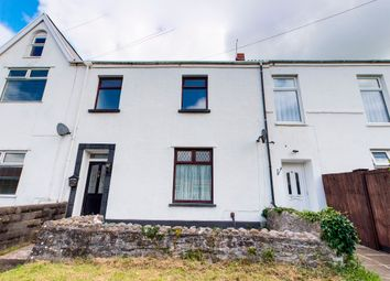 Thumbnail 4 bed terraced house to rent in Kilvey Terrace, St Thomas, Swansea