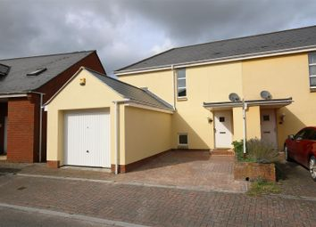 Thumbnail 4 bed semi-detached house for sale in Oakfields, Tiverton