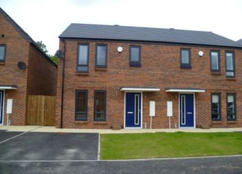 Thumbnail 3 bed semi-detached house to rent in Collin Drive, South Shields