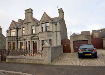 Thumbnail 4 bed semi-detached house for sale in Ardronald, 48 Northcote Street, Wick