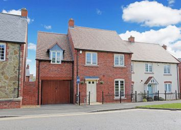 Thumbnail 3 bedroom semi-detached house for sale in Pepper Mill, Lawley Village, Telford