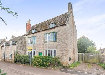 Thumbnail 3 bed detached house for sale in Main Street, Woodnewton, Peterborough, Northamptonshire