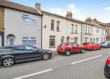 Thumbnail 3 bed terraced house to rent in Cliffe Road, Rochester