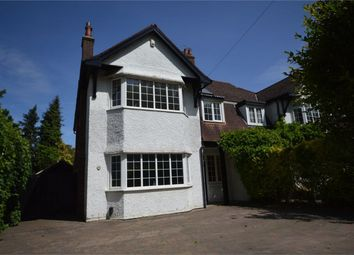 Thumbnail 5 bed semi-detached house for sale in Earlham Road, Norwich