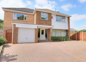 Thumbnail 4 bed detached house for sale in Messingham Road, Bottesford, Scunthorpe